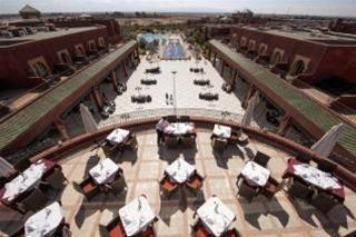 Hotel EDEN ANDALOU AQUA PARK AND SPA MARRAKECH MAROC