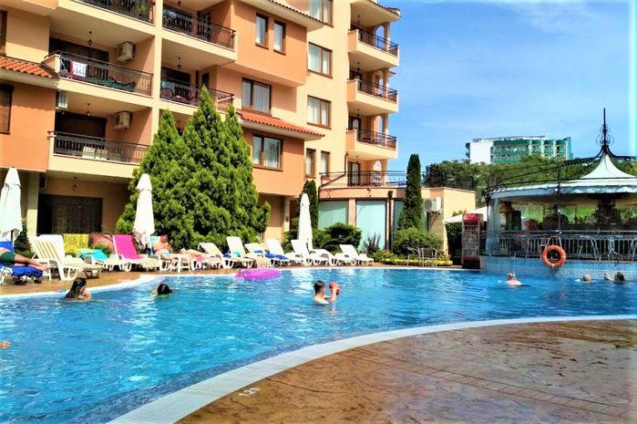 Hotel EFIR HOLIDAYS SUNNY BEACH