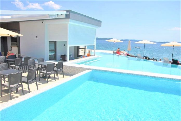 Hotel FALKENSTEINER APARTMENTS PETRCANE Dalmatia de Nord