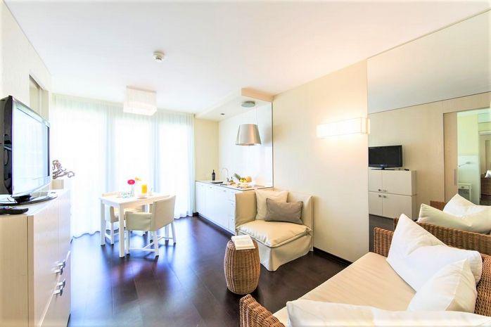 Hotel FALKENSTEINER APARTMENTS SENIA Dalmatia de Nord
