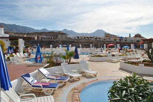 Hotel FIESTA OASIS PARAISO TENERIFE SPANIA