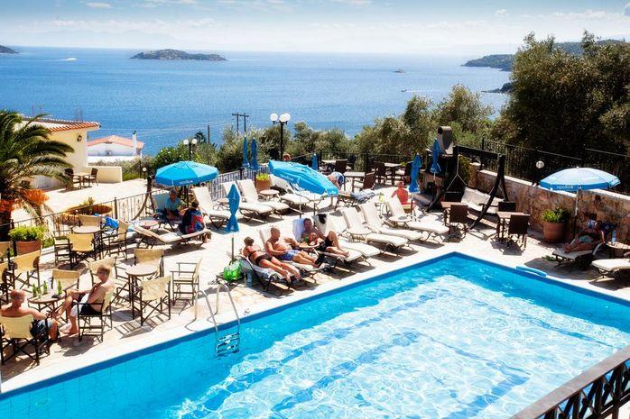 Hotel Fiorella Sea View SKIATHOS GRECIA