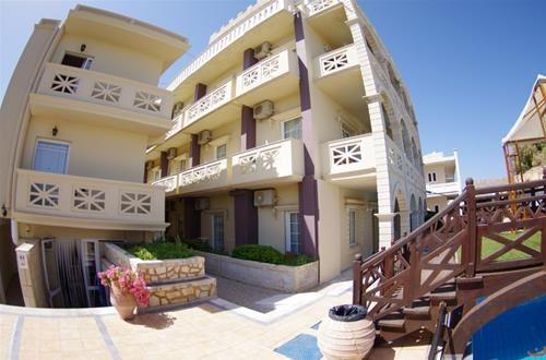 Hotel GALINI BEACH AND EDEN CRETA GRECIA