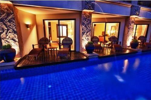 Hotel GARDEN CLIFF RESORT AND SPA PATTAYA THAILANDA