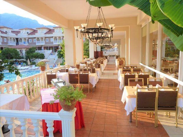 Hotel GARDEN RESORT BERGAMOT KEMER TURCIA