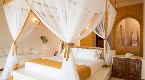 Hotel GOLD BEACH HOUSE AND SPA KENDWA ZANZIBAR