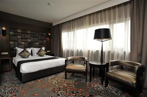 Hotel GOLDEN TULIP AMSTERDAM CITY WEST