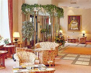 Hotel GRAND BOHEMIA PRAGA