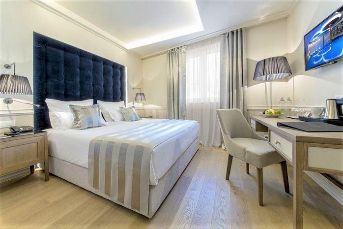 Hotel GRAND SLAVIA Baska Voda CROATIA