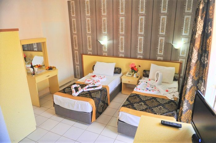 Hotel GRAND UYSAL FAMILY SUITE ALANYA