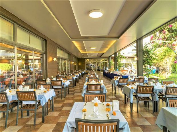 Hotel PRIMASOL HANE GARDEN SIDE TURCIA