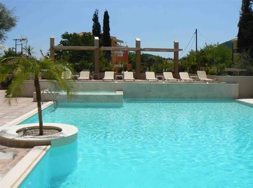 Hotel HAPPYLAND APARTMENTS LEFKADA