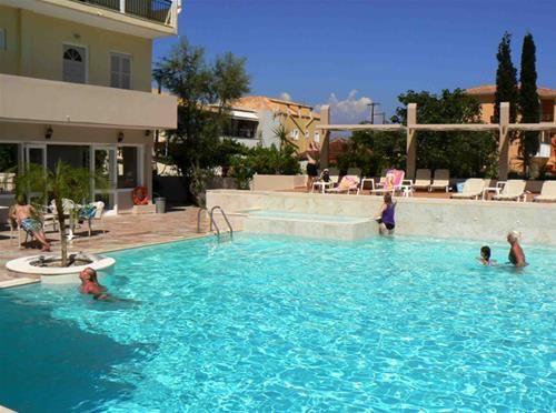 Hotel HAPPYLAND APARTMENTS LEFKADA GRECIA