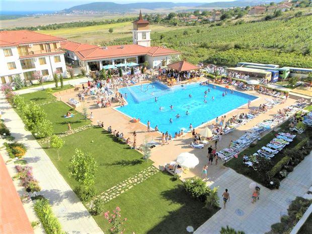 Hotel HARMONY HILLS RESIDENCE ALBENA BULGARIA