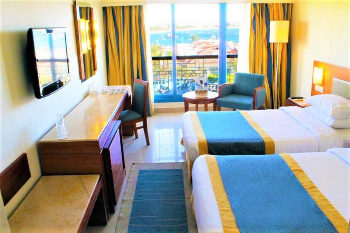 Hotel HELNAN MARINA SHARM EL SHEIKH