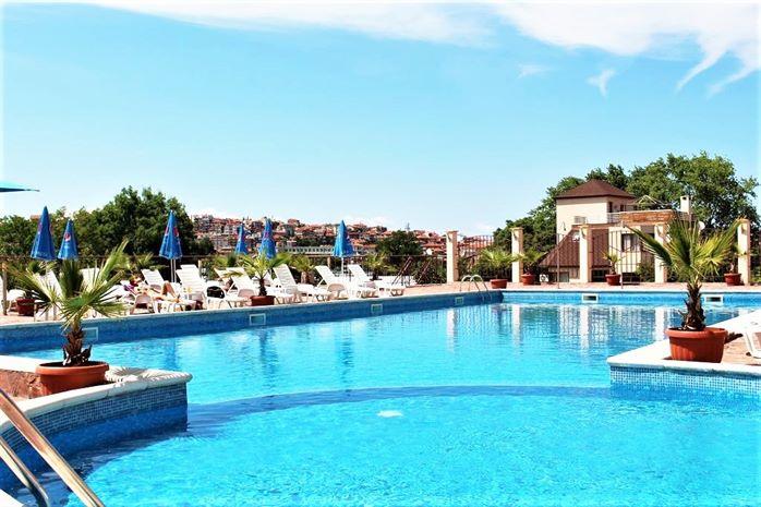 Hotel HERA SOZOPOL BULGARIA