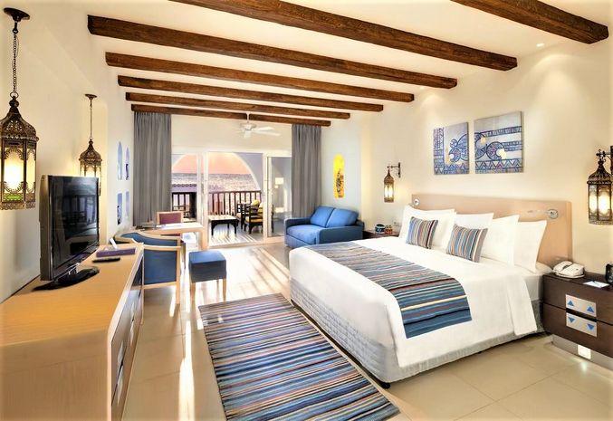 Hotel HILTON  MARSA ALAM NUBIAN RESORT HURGHADA EGIPT