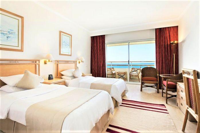 Hotel HILTON PLAZA HURGHADA EGIPT
