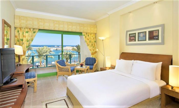 Hotel HILTON RESORT HURGHADA EGIPT