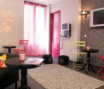 Hotel HOLIDAY VILLA LAFAYETTE PARIS FRANTA