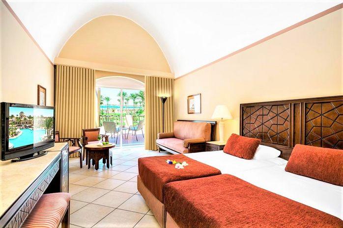 Hotel IBEROTEL MAKADI BEACH HURGHADA EGIPT