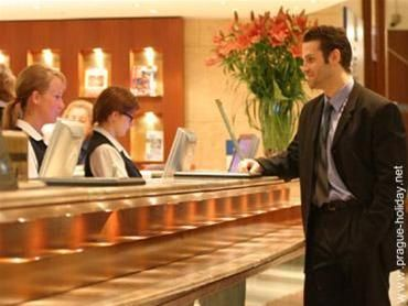 Hotel INTERCONTINENTAL PRAGA CEHIA