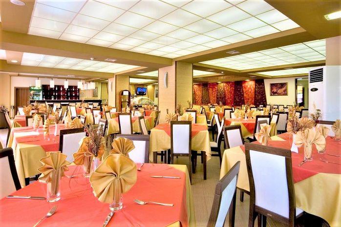 Hotel ISKAR SUNNY BEACH BULGARIA