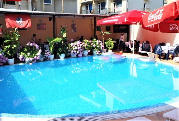 Hotel ITALIA NESSEBAR BULGARIA