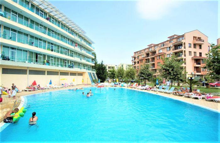 Hotel IVANA PALACE SUNNY BEACH BULGARIA