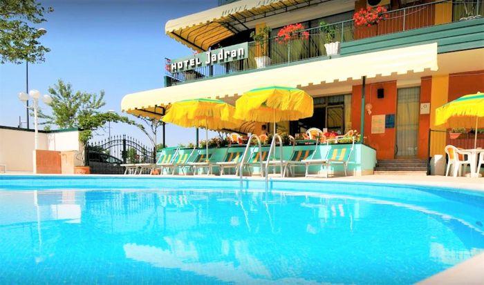 Hotel JADRAN LIDO DI JESOLO ITALIA
