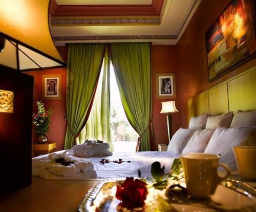 Hotel JARDIN D'INES MARRAKECH MAROC