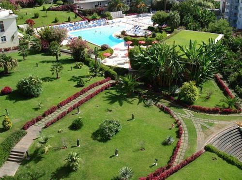 Hotel JARDINS DA AJUDA FUNCHAL PORTUGALIA