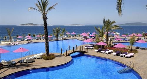 Hotel JUMEIRAH BODRUM PALACE BODRUM TURCIA