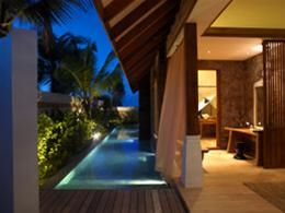 Hotel JUMEIRAH VITTAVELI SUD MALE ATOLL MALDIVE