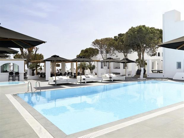 Hotel KALLISTI THERA SANTORINI GRECIA