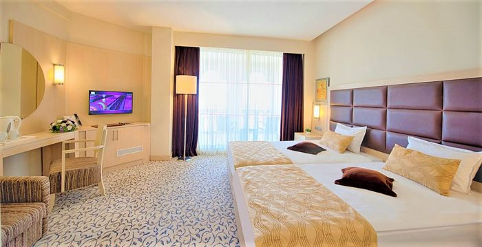 Hotel KAMELYA FULYA SIDE TURCIA