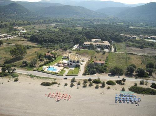 Hotel KARAVOSTASI BEACH Coasta Ionica