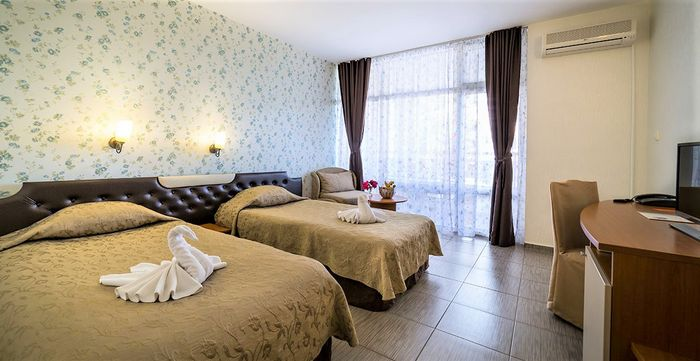Hotel KAVKAZ SUNNY BEACH