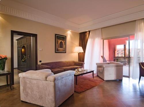 Hotel KENZI MENARA PALACE MARRAKECH MAROC