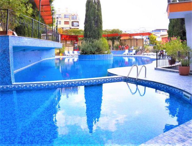 Hotel KIPARISITE SUNNY BEACH BULGARIA