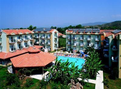 Hotel KOCSUN FETHIYE TURCIA
