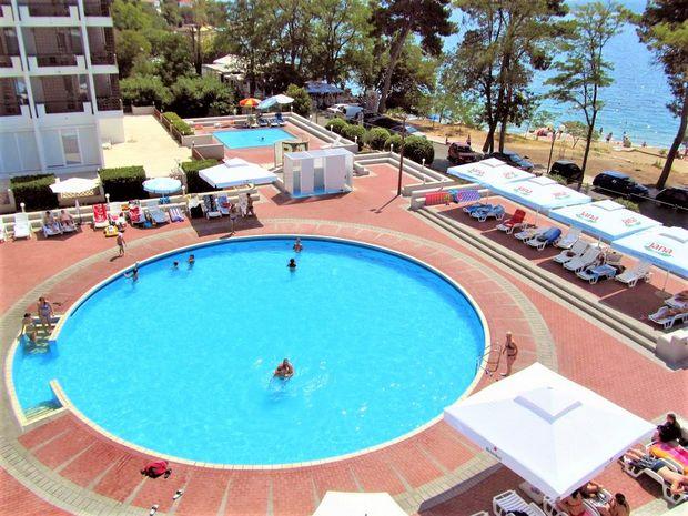 Hotel KOLOVARE Dalmatia de Nord CROATIA