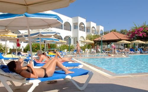 Hotel KOLYMBIA SUN RHODOS