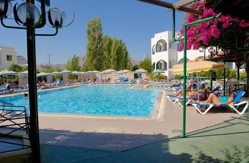 Hotel KOLYMBIA SUN RHODOS GRECIA