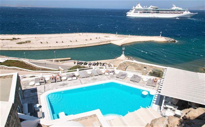 Hotel KOUROS MYKONOS GRECIA