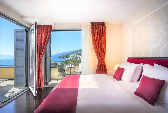 Hotel KVARNER REMISENS PREMIUM Opatija CROATIA