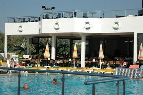 Hotel LA LUNA BODRUM TURCIA
