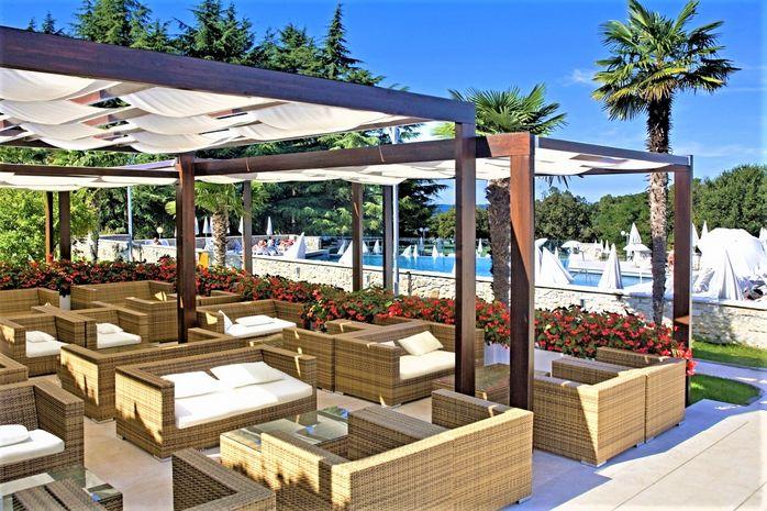 Hotel LAGUNA MEDITERAN Porec CROATIA