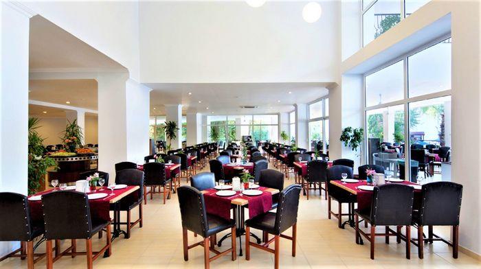 Hotel LARISSA BEACH CLUB SIDE TURCIA