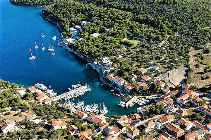 Hotel LAVANDA BOZAVA Insule Croatia CROATIA